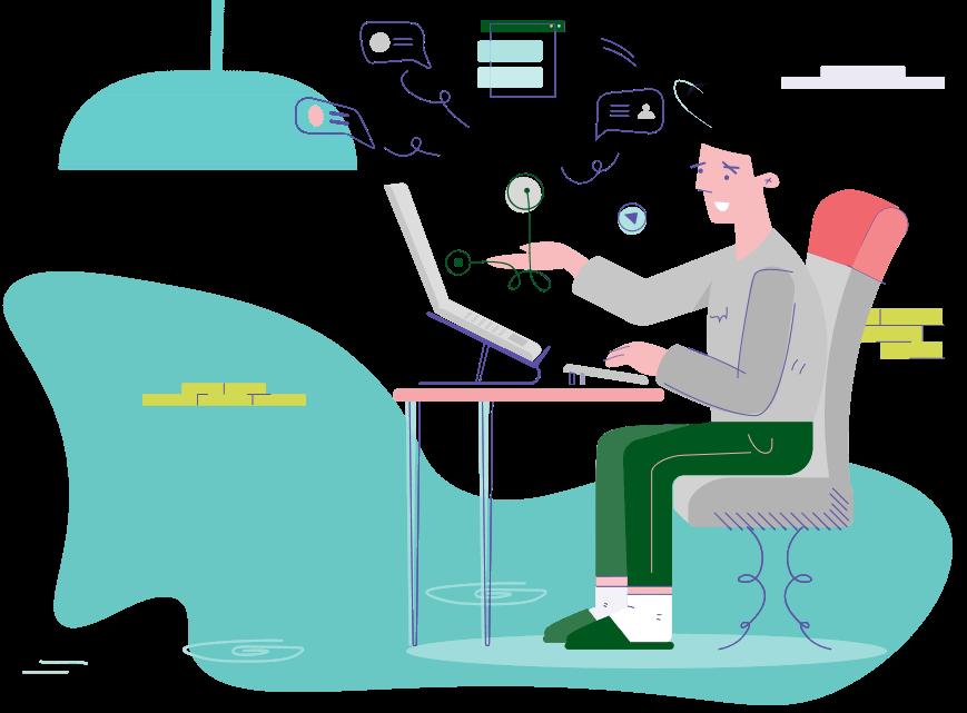 Webinar illustrasjon